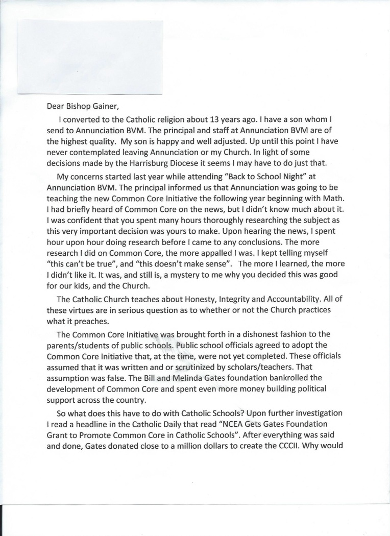 Letter to Bishop Vicki Pg 2