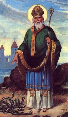 St. Patrick - Pray for us!
